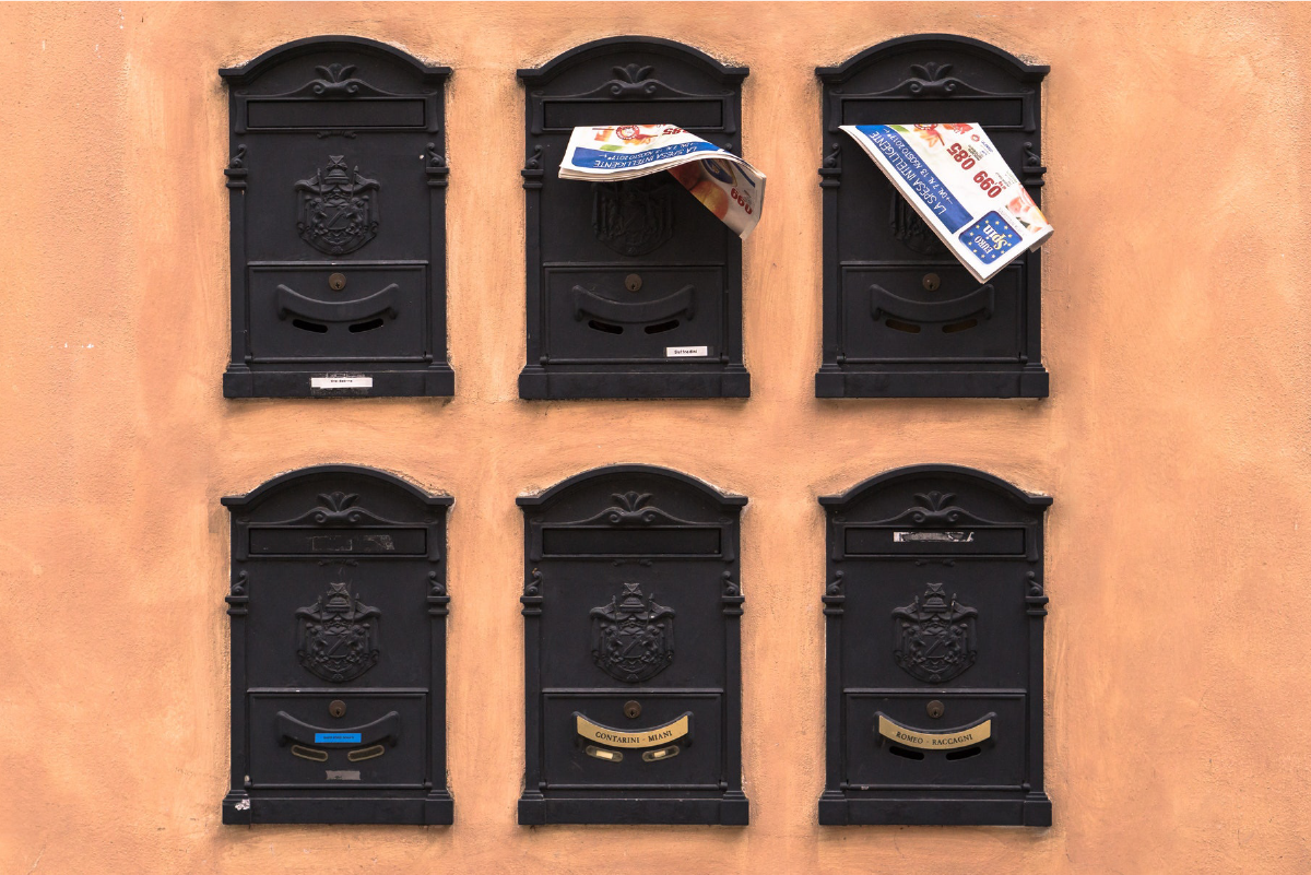 Insights archives bbr mailboxes filled with mailers and catalogs fandeluxe Images